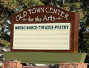 Old Town Center for the Arts